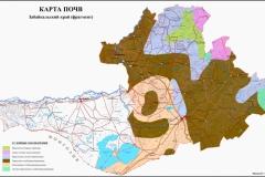 Даурский участок Почвенная карта_1
